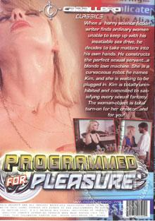 Programmed For Pleasure