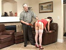 the final spanking