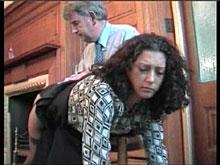 Spanking Videos - Miss Taylor's Turn First