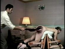 Spanking Videos - He flogs her