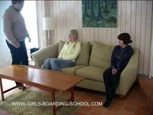 Spanking Videos - Waiting for the punishment to start