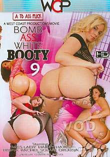 Bomb Ass White Booty 9 Box Cover