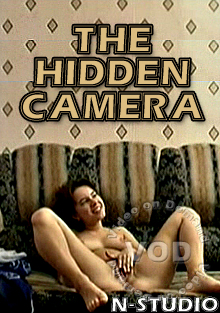The Hidden Camera Box Cover