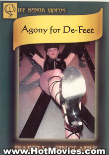 Agony For De Feet Box Cover