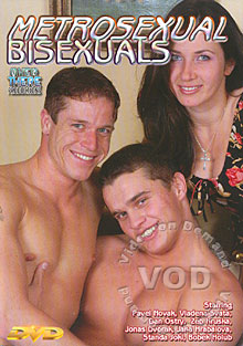 Metrosexual Bisexuals Box Cover