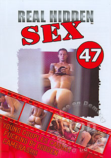 Real Hidden Sex 47 Box Cover