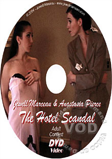 The Hotel Scandal Box Cover