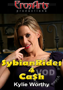 Sybian Rides 4 Cash - Kylie Worthy Box Cover