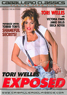 Tori Welles Exposed Box Cover