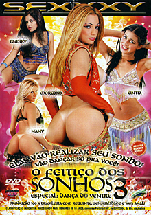 Dreams Sorcery 3 - Belly Dance Version Box Cover