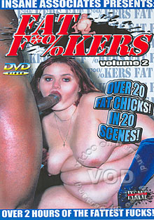 Fat Fuckers Volume 2 Box Cover