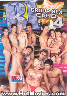 Bi Group Sex Club 4 Box Cover