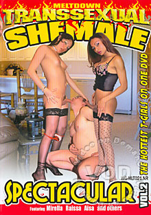 Shemale Spectacular Vol. 2