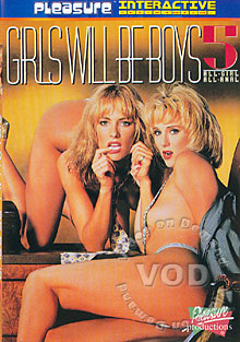 Girls Will Be Boys 5 Box Cover