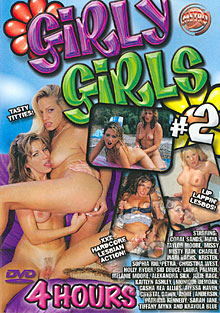 Girly Girls #2 Box Cover