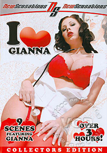 I Love Gianna Box Cover