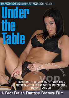 Under The Table Box Cover
