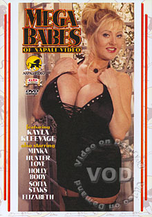 Mega Babes Of Napali Video Box Cover