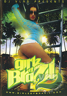 Girlz of Brazil 2 Box Cover