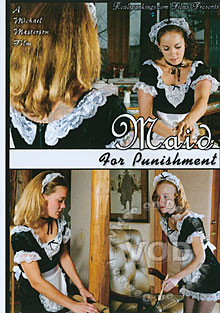 Maid For Punishment Box Cover