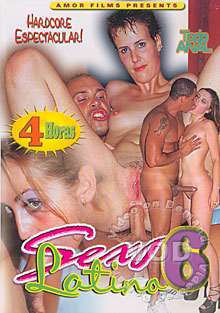 Sexo Latina 6 Box Cover
