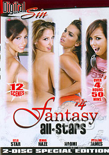 Fantasy All-Stars #4 Box Cover