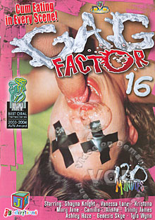 Gag Factor 16 Box Cover