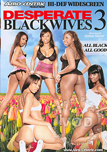 Desperate Blackwives 3 Box Cover
