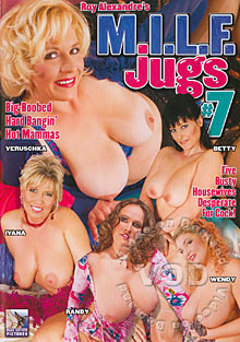 M.I.L.F. Jugs #7 Box Cover
