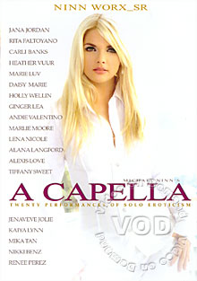 A Capella Box Cover