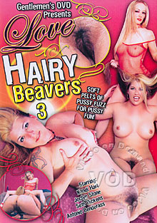 Love Hairy Beavers 3 Box Cover