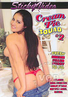 Cream Pie Squad #2 Box Cover