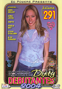 Dirty Debutantes 2004 Volume 291 Box Cover
