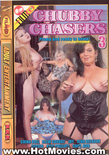 Chubby Chasers 3 Box Cover