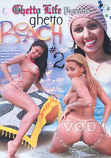 Ghetto Beach #2 Box Cover