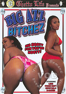 Big Azz Bitchez Box Cover