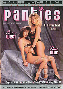 Panties Box Cover