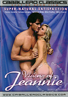 Visions Of Jeannie Box Cover