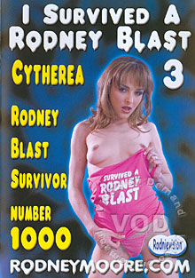 I Survived A Rodney Blast 3 Box Cover