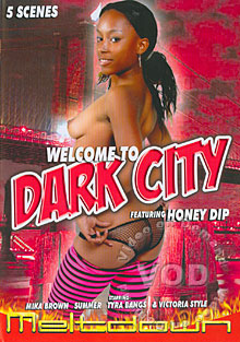 Dark City Box Cover