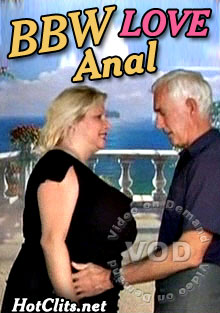 BBW Love Anal Box Cover