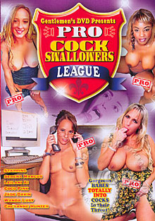 Pro Cock Swallowers League Box Cover