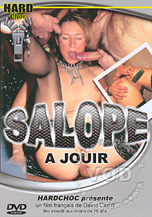 Salope A Jouir Box Cover