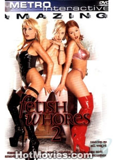 Fetish Whores 2 Box Cover
