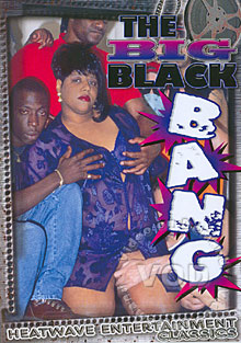 The Big Black Bang Box Cover