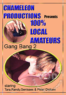 Gang Bang 2 Box Cover