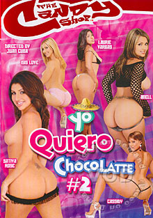 Yo Quiero Chocolatte #2 Box Cover