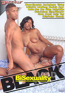 Black BiSexuality Box Cover
