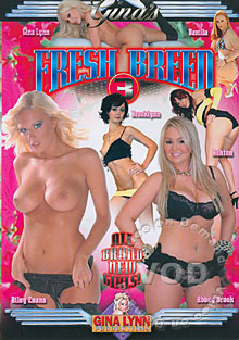 Gina's Fresh Breed 3
