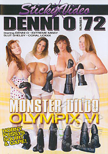 Denni O Number 72 - Monster Dildo Olympix VI Box Cover